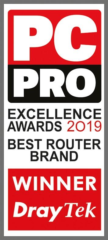 DrayTek - Best Router Brand 2020