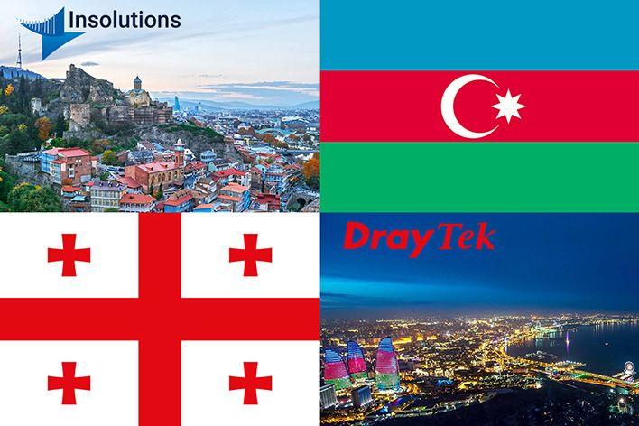статус дистрибьютора DrayTek в Азербайджане и Грузии