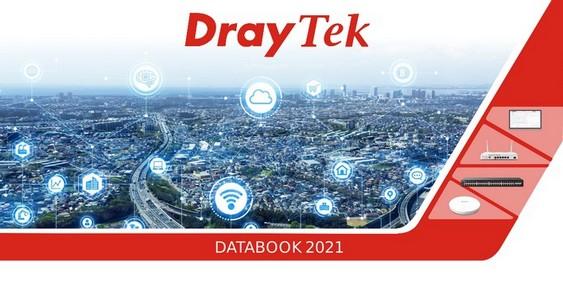 4 Каталог DrayTek DataBook 2021